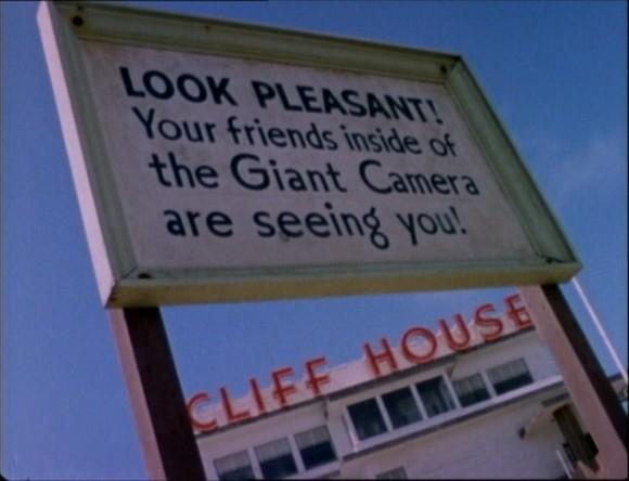 LOOK PLEASANT
