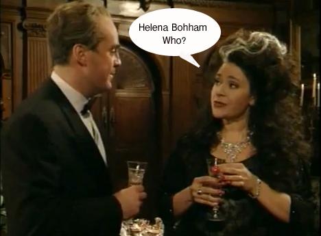 Helena Bonham Who?