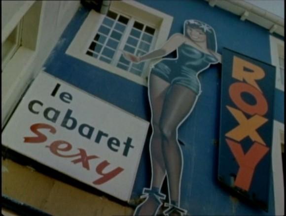 THE SEXY CABARET
