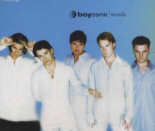 boyzone words