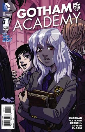 13 Gotham Academy