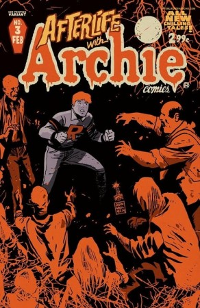 16 Afterlife With Archie