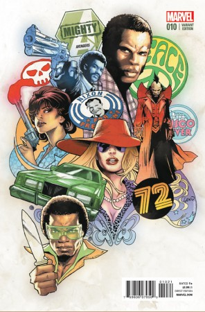 20 Mighty Avengers