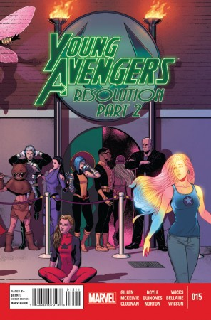 21 Young Avengers