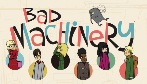 23 Bad Machinery