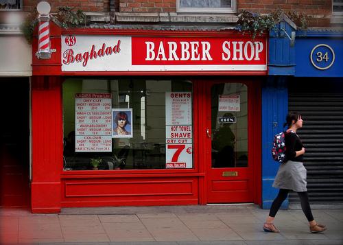 baghdad barber