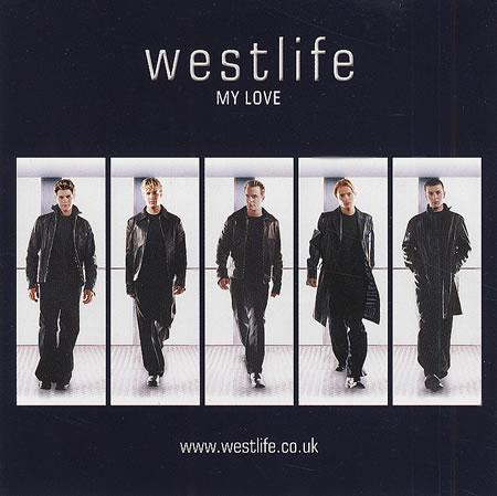 westlife mylove