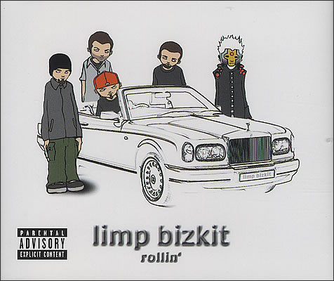 "24c339be5cc LIMP BIZKIT – ""Rollin  (Air Raid Vehicle)"""