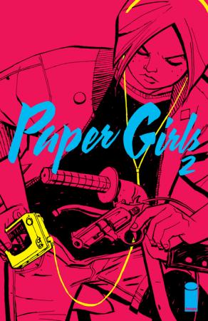 10 Paper Girls