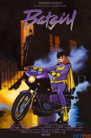15 Batgirl