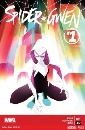 36 Spider-Gwen