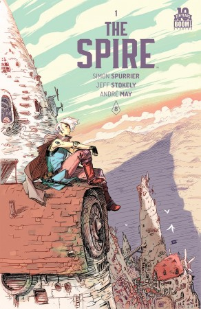 39 The Spire