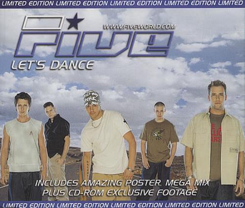 five lets dance