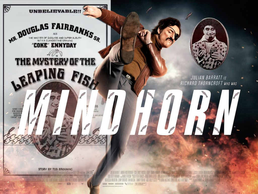 mystery of leaping fish mindhorn
