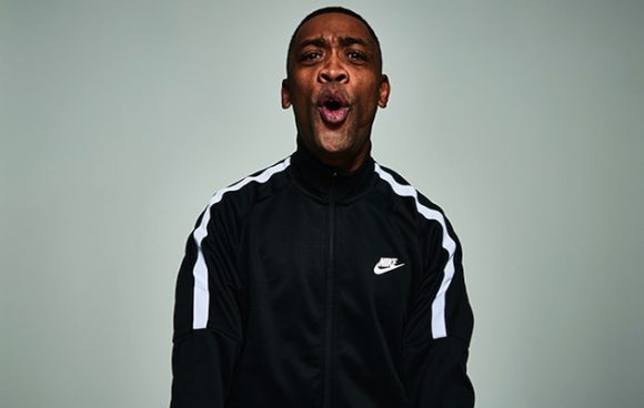 Wiley shot for the NME Magazine