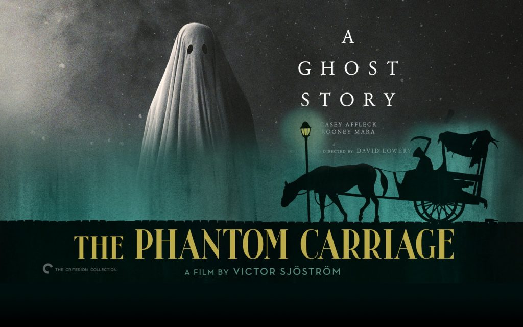 phantom carriage ghostie story