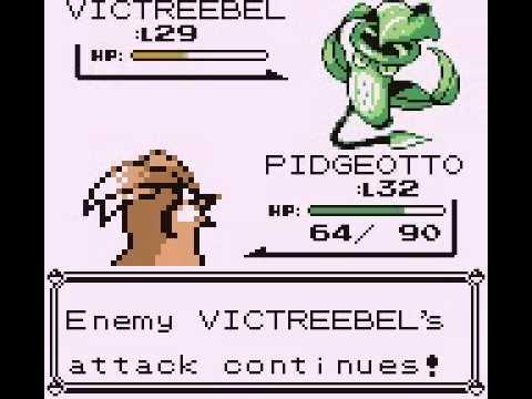 victreebell