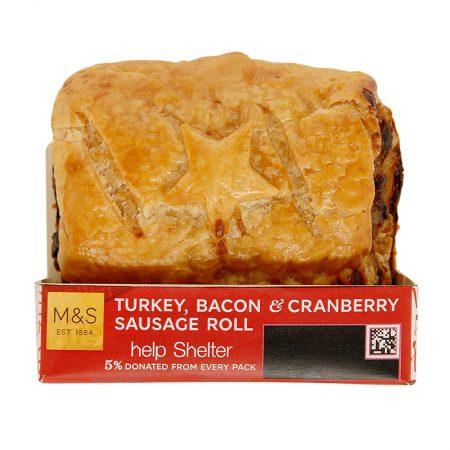 turkey-sausage-roll M&S