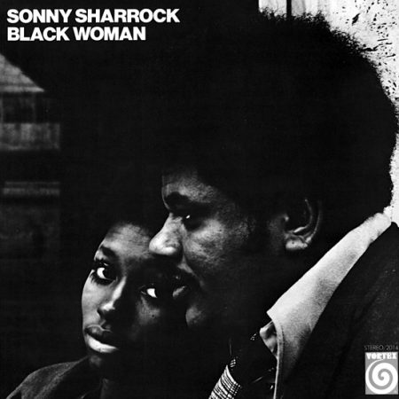 sonny sharrock bw