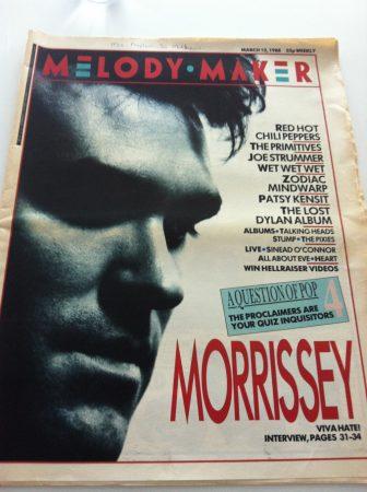 Morrissey   MM